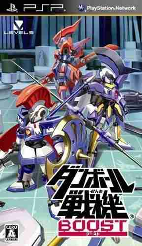 Descargar Danball Senki Boost [MULTI2][PATCH TODOS CFW][Bixu] por Torrent